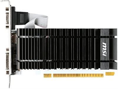 MSI N730K-2GD3H/LPV1 tarjeta gráfica NVIDIA GeForce GT 730 2 GB