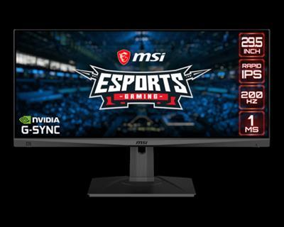 """MSI Optix MAG301RF 74.9 cm (29.5"""") 2560 x 1080 ..."""