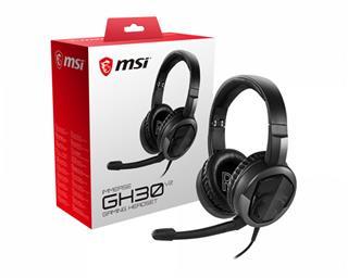 Auriculares MSI S37-2101001-SV1 auricular y casco ...