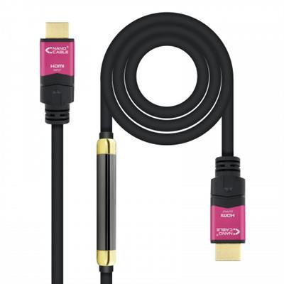 CABLE HDMI V2.0 4K 60HZ ALTA VELOCIDAD/HEC ...