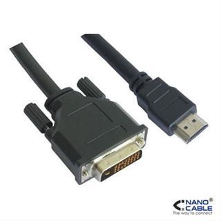 CABLE DVI A HDMI, DVI18+1/M-HDMI A/M 3M