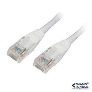 CABLE RED LATIGUILLO RJ45 CAT.6 UTP AWG24,2M ...
