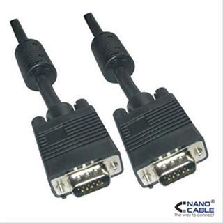 Cable svga con ferrita hdb15mhdb15m 1m nan