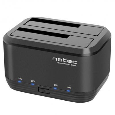 Natec Genesis DOCKING STATION NATEC KANGAROO DUAL ...