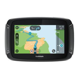 "Navegador GPS TomTom Rider 500 Europa 45 Paises 4,3"""