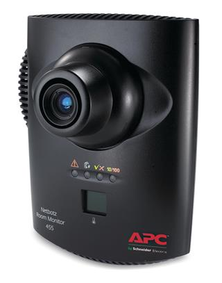 APC NETBOTZ ROOM MONITOR 455        (WITHOUT POE ...