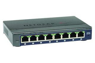 Netgear GS108Ev3 ProSafe - 8-port Gigabit
