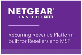 Netgear LICENCIA INSIGHT PRO 1 DISPOSITIVO