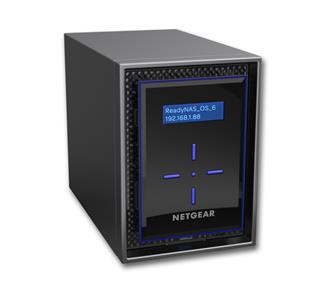 Servidor NAS Netgear ReadyNAS 422 8TB 2X4TB