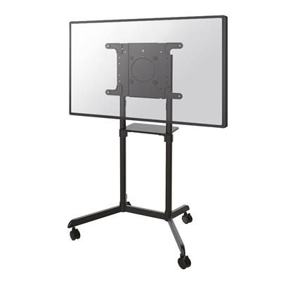 NEWSTAR COMPUTER PRODUCTS EUR NEWSTAR MOBILE FLAT SCREENFLOOR STAND HEIGHT 160CM BLK 37-70