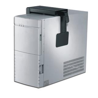 Newstar CPU-D100BLACK Soporte de PC para ...