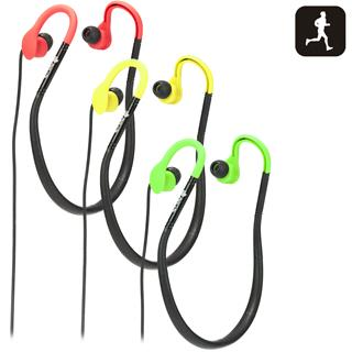 NGS SPORT HEADPHONE COUGAR YELLOW·