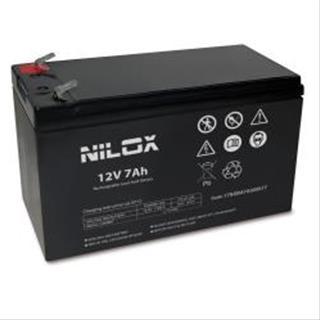 Nilox BATTERIA PER UPS 12V 7AH