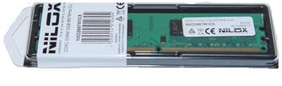 Nilox RAM DDR2 DIMM 2GB 667MHZ CL5