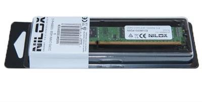 Nilox RAM DDR3 DIMM 4GB 1333MHZ CL9