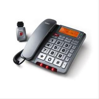 Nilox TELEFONO FISSO DISPLAY TELE SOS