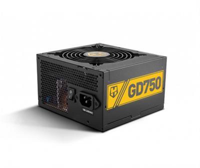 NOX HUMMER GD750 80 PLUS Gold unidad de fuente de ...