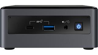 Intel NUC BXNUC10I3FNH2 mini pc i3-10110U WiFi