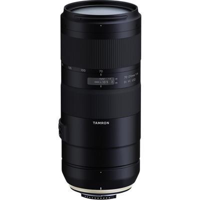 Objetivo Tamron 70-210mm f/4 Di VC USD para Nikon