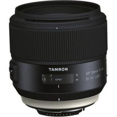 Objetivo Tamron SP 35mm F/1.8 Di VC USD SLR ...