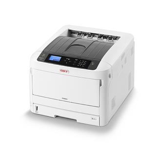OKI impresora color C834dnw-Euro