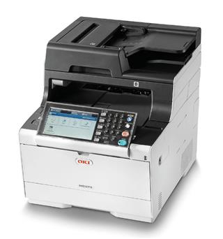 Oki Mc573dn/ A4 Colour Printer Mfp·