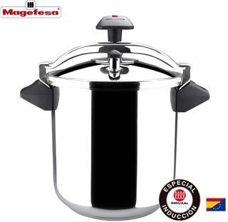 Olla a presión Magefesa Inoxtar 8L inoxidable