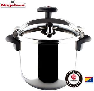 Olla a presión Magefesa Star 14L inoxidable ...