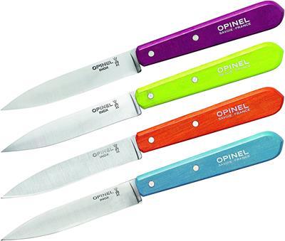 Opinel Set cuchillos de cocina No. 112 4 piezas. ...