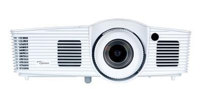 Optoma EH416e videoproyector Proyector para escritorio 4200 lúmenes ANSI DLP 1080p (1920x1080) 3D Blanco