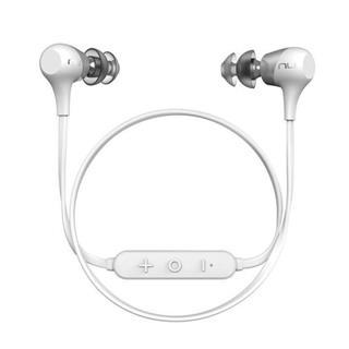 Optoma NuForce BE2 White Headphones