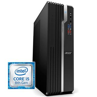 Ordenador ACER VX2660G CI5-8400 8GB  256GB Windows 10 PRO
