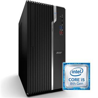 Ordenador de Sobremesa ACER K/VS2660G i5-8400 8GB 1TB Windows 10