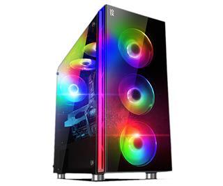 PC GAMING I7-9700F 16GB DDR4 500GB M.2 NVME SSD ...