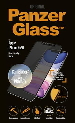 PANZER GLASS PGLASS APPLE IPHONE XR/11       CASE ...