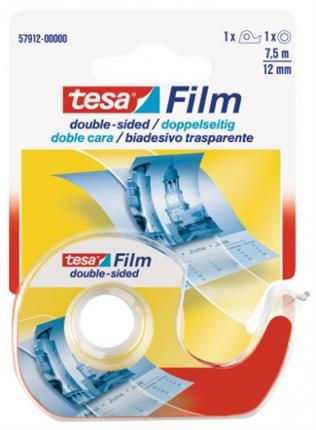 PACK DE 10. TESA 57912 7.5 m Transparente 1 pieza(s) [min10]