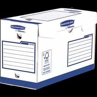 PACK DE 20. Fellowes 4472802 archivador organizador Papel Azul.B