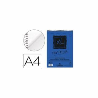 PACK DE 5. ALBUM MIX MEDXL 30 HOJAS A4 300G CANSON C200807215 [m