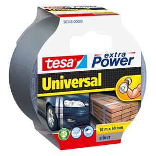 PACK DE 6. CINTA AMERICANA EXTRA POWER UNIVERSAL 50MM.X10M.COLOR