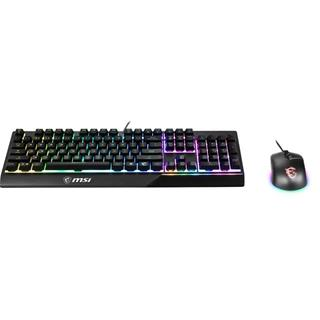 Pack MSI teclado Vigor GK30 y ratón Clutch GM11