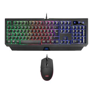 PACK TECLADO Y MOUSE MARS GAMING MCP100 MOUSE ...