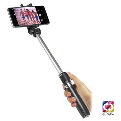Palo selfie SBS botón sin cable función trípode ...