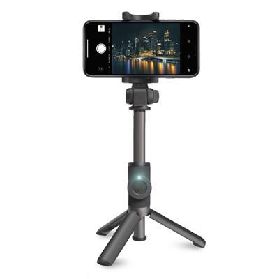 Palo selfie SBS con trípode y mando a distancia