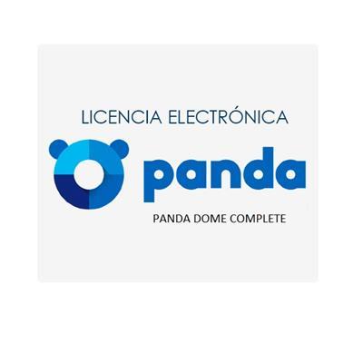 PANDA DOME COMPLETE - 10L - 1 YEAR **L.ELECTRÓNICA