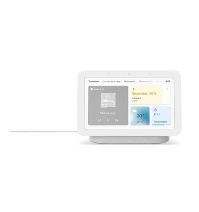 Pantalla Wi-Fi inteligente Google Nest Hub 2ª ...