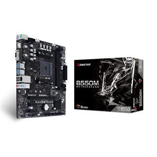 Placa base Biostar B550MH AM4