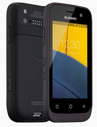 """PDA Bluebird 4"""" inalámbrica BT 1D/2D 13M con ..."""