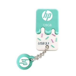 Pendrive HP X778W 128GB USB3.1 verde/blanco