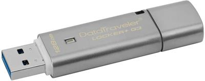 Pendrive Kingston DTLPG3/128GB USB3.0 encription