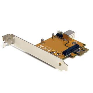 Startech TARJETA PCI-E A MINI PCI-E